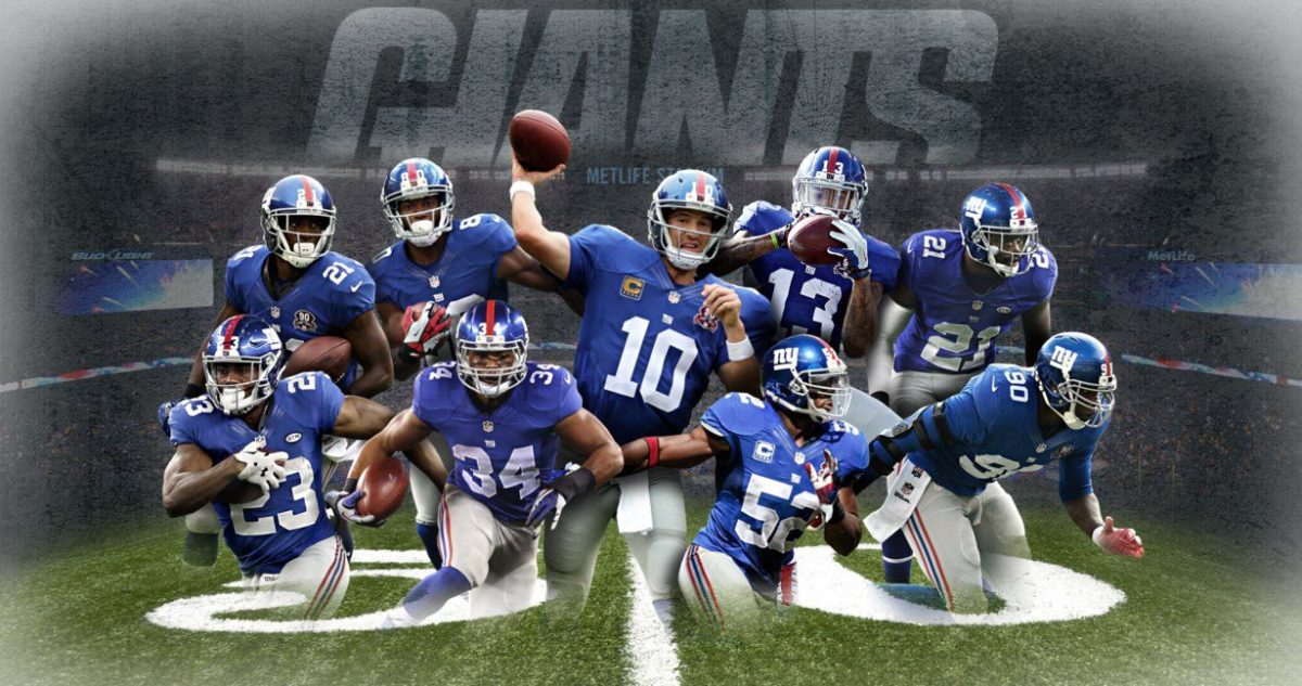 New York Giants wallpaper (team) by AlexBedard on DeviantArt