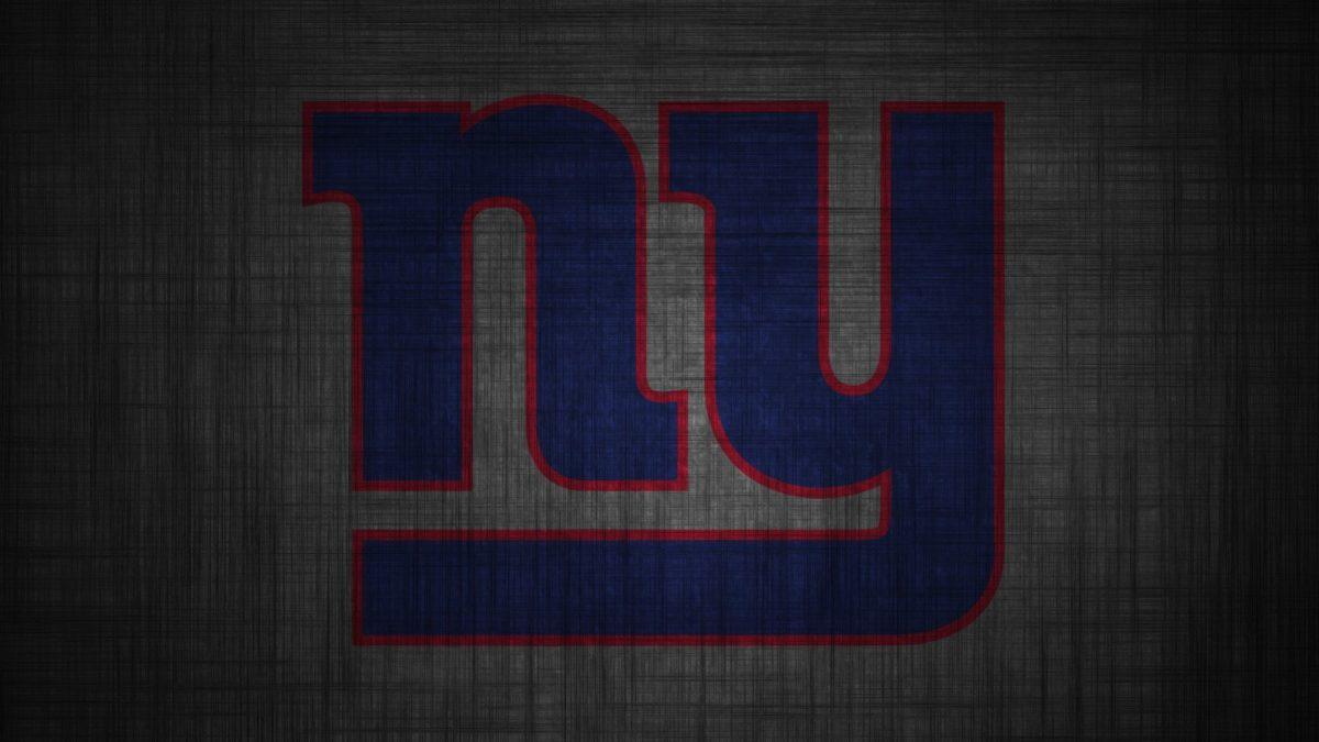 New York Giants Logo Wallpaper 55990 1920x1080px