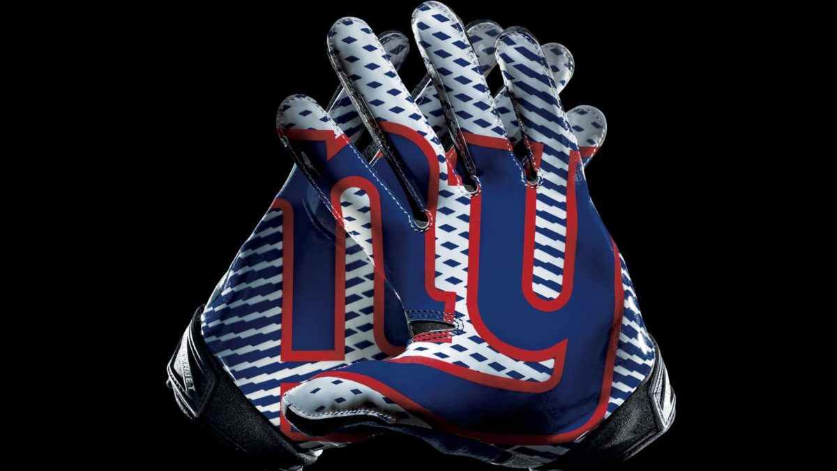 New York Giants 2012 Nike Football Uniform – Nike News