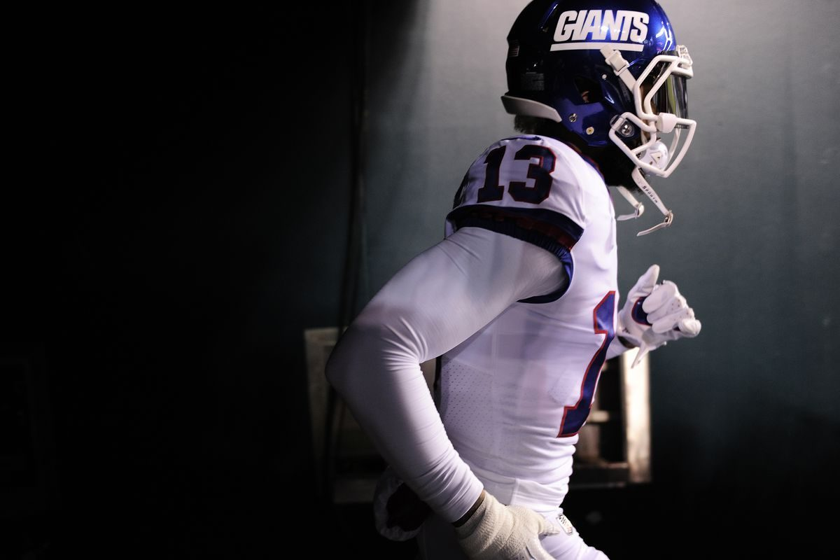 """New York Giants' news, 1/5: """"Excited"""" Odell Beckham already can't …"""