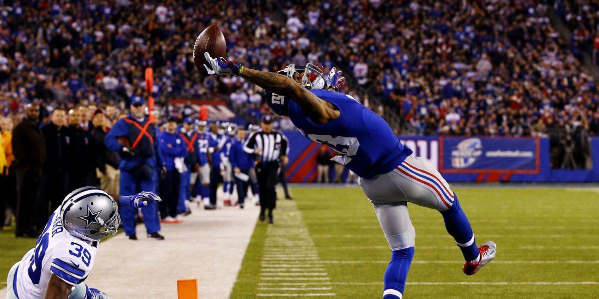 Should the Giants invest long-term in Odell Beckham Jr.?