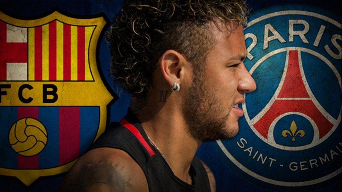 Neymar PSG Paris Saint Germain Exit in Barcelona   Wallpaper 29 HD