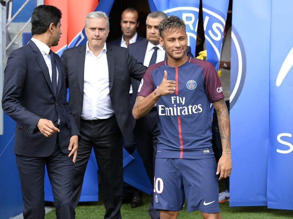 Ligue 1 » News » PSG sell 10,000 Neymar shirts on first day