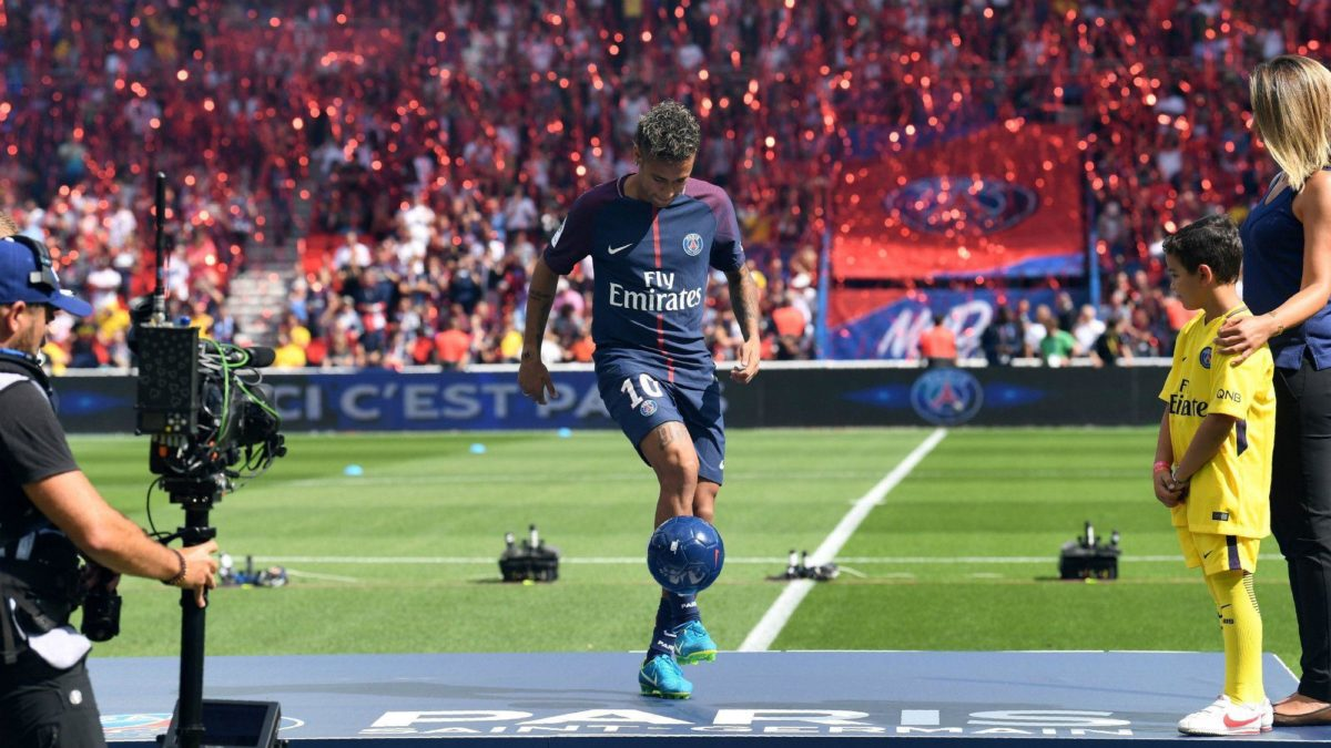Ligue 1: Neymar proves to be PSG's man to watch – even in the …