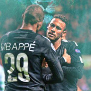 download Kylian Mbappe, Neymar Jr Mobile Wallpaper by NewGenGFX on DeviantArt