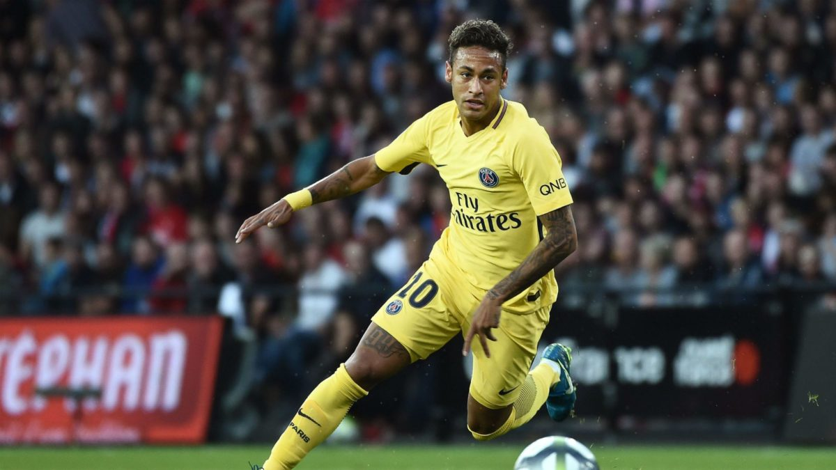 NEYMAR SHOWS WHY PSG HAD TO SIGN HIM | All News & Reports