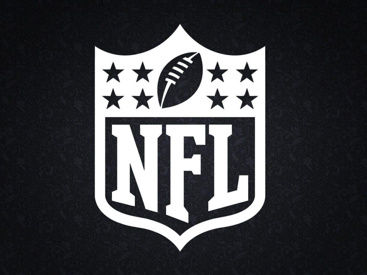 NFL Black Logo Wallpaper 1600×1200