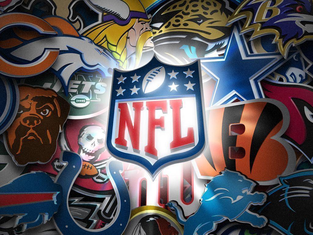 Logos For > Nfl Logos Wallpaper