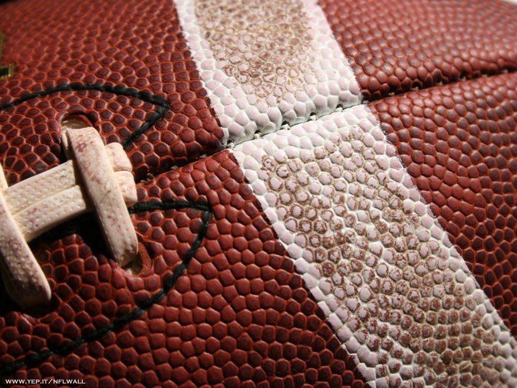 NFL ball wallpaper