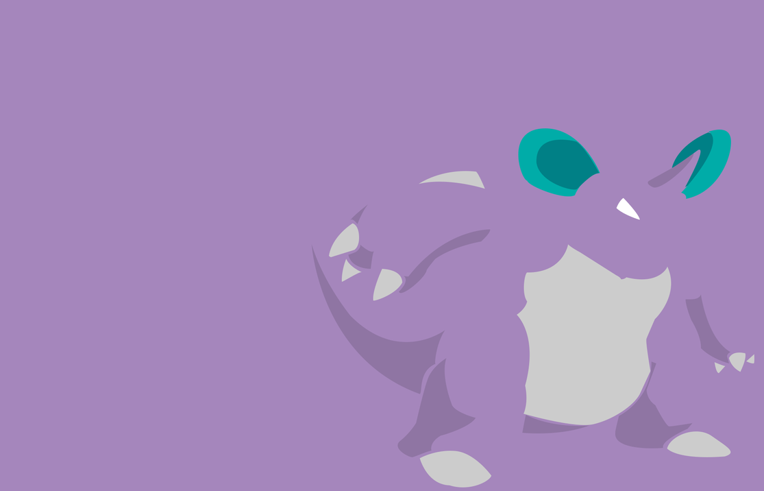 Nidoking by PokeTrainerManro on DeviantArt