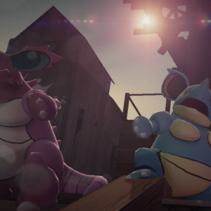 download NidoKing and NidoQueen by yoshipower879 on DeviantArt