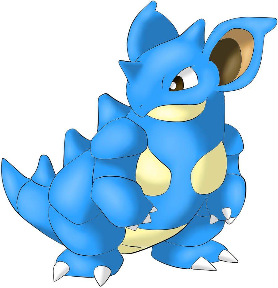 Pokemon – Nidoqueen by Icedragon300 on DeviantArt