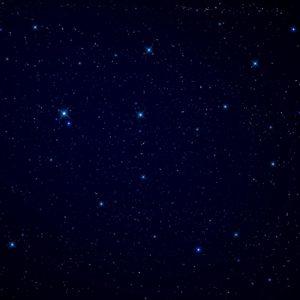 download Night sky, stars background | PSDGraphics