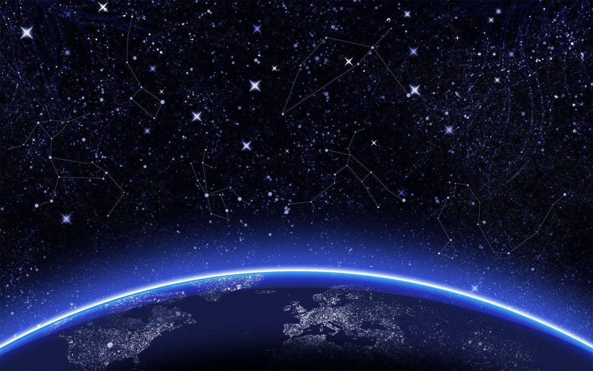Favourite Night Sky Description Stars Top Wallpaper, HQ …