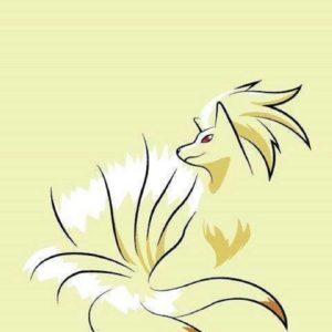 download Ninetales 038 wallpaper by Simo_96 – FGXYFL24G47HY