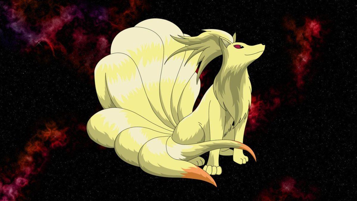 Ninetales by TheRealPhoenix on DeviantArt