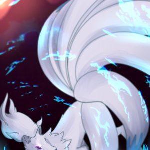 download Day 358 – Kyukon   Ninetales (Shiny) by AutobotTesla on DeviantArt
