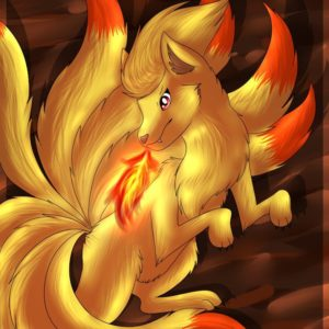 download Pokemon Ninetales by Ging33rsnap on DeviantArt