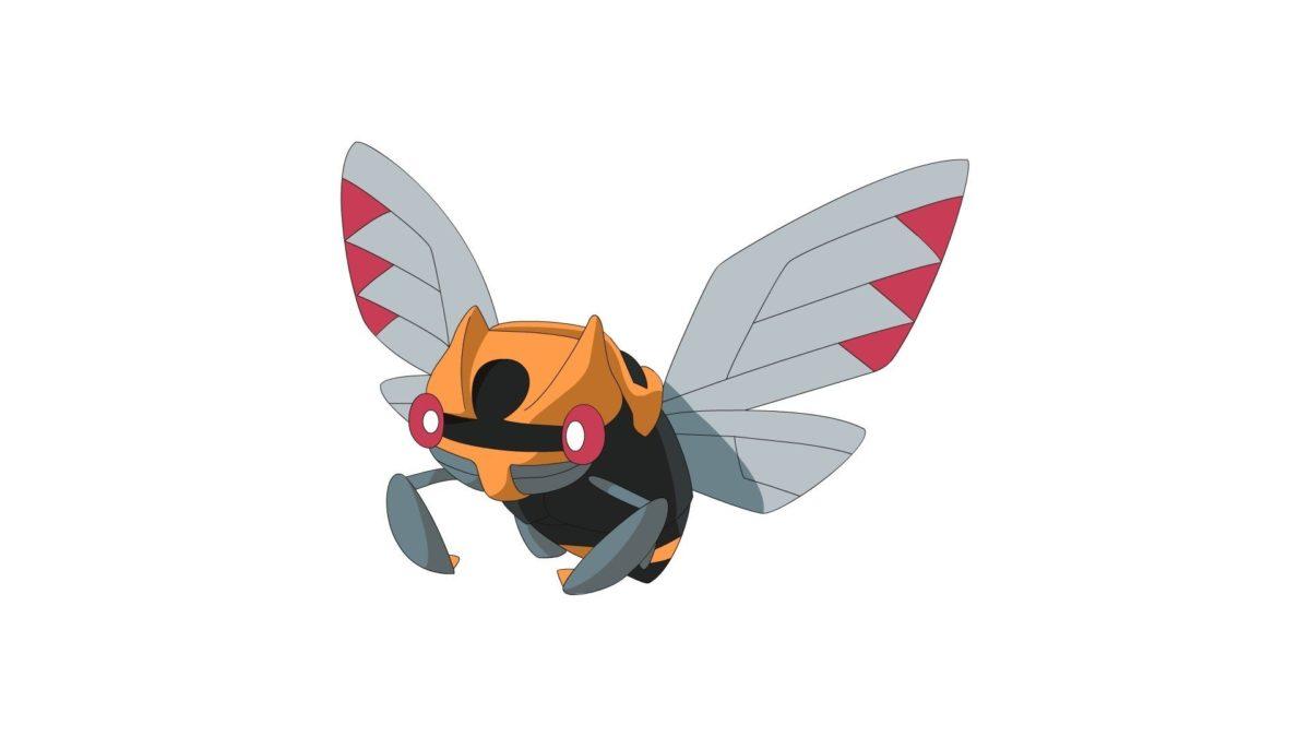 Pokemon Ninjask – WallDevil