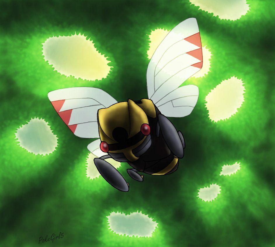 Ninjask by PokeGirl5 on DeviantArt