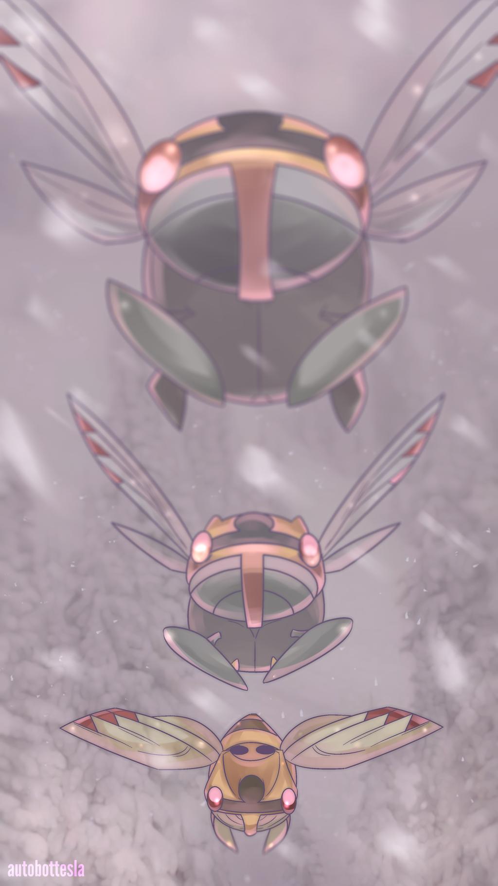 Day 580 – Tekkanin | Ninjask by AutobotTesla on DeviantArt