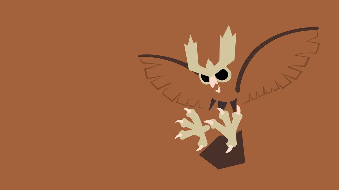 Noctowl by PokeTrainerManro on DeviantArt