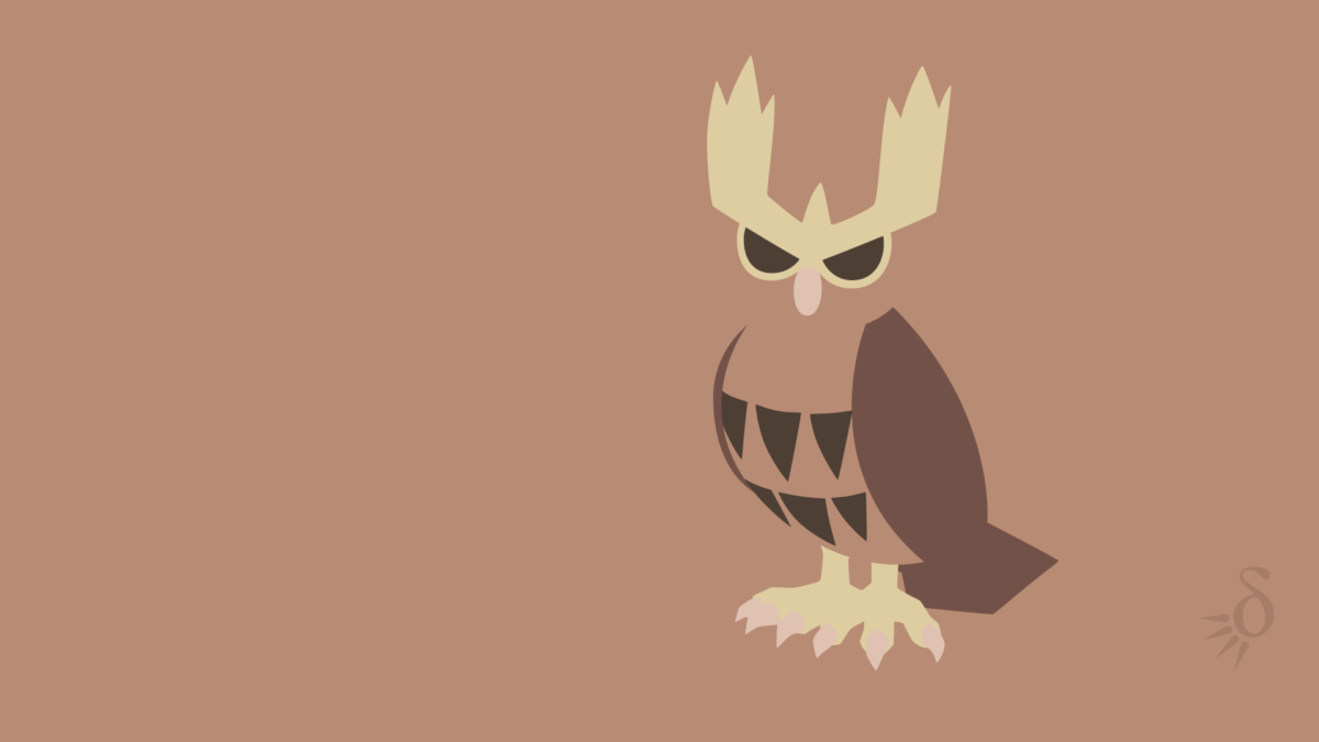 Noctowl by Krukmeister on DeviantArt