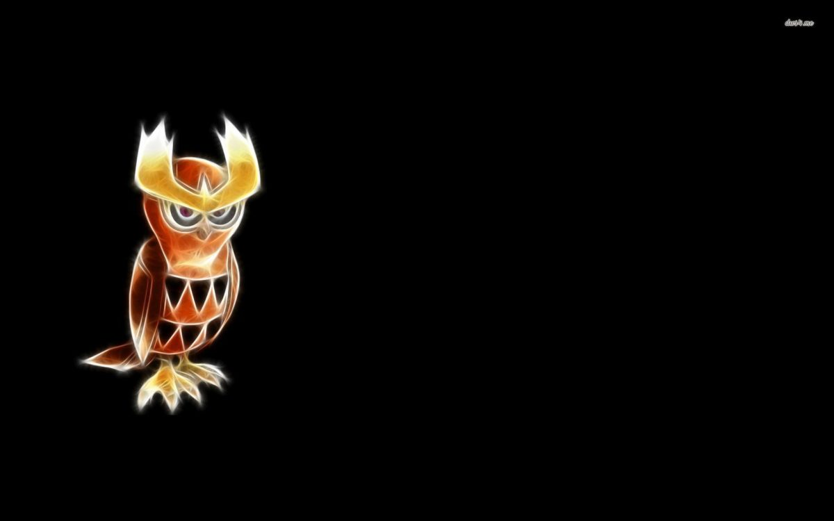 Noctowl – Pokemon – WallDevil