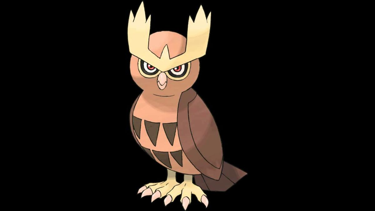 164 Noctowl Cry – YouTube