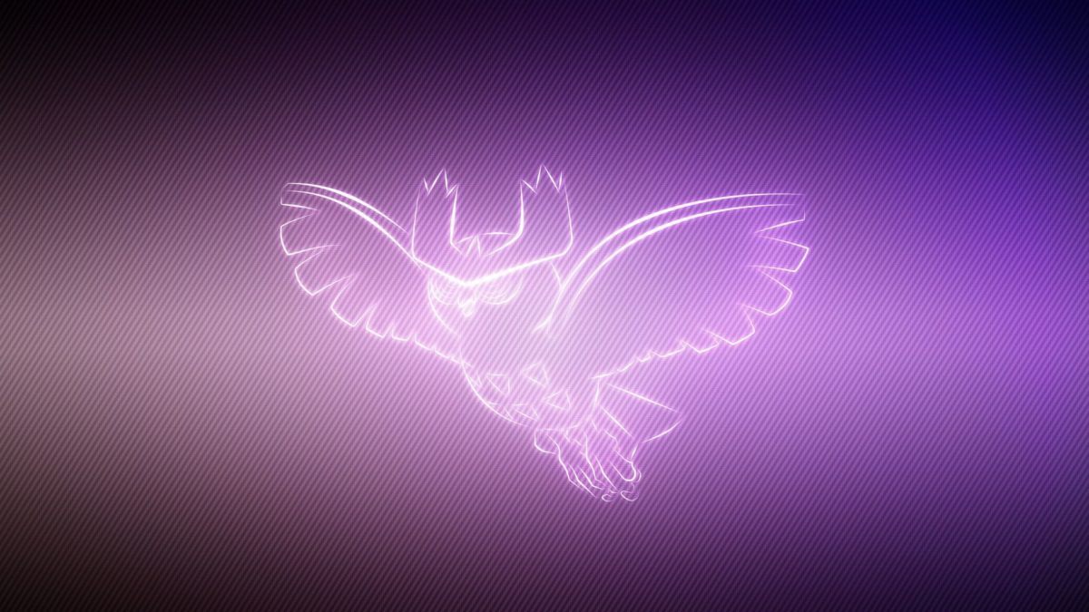 Download Wallpaper 1920×1080 owl, pokemon, noctowl Full HD 1080p …