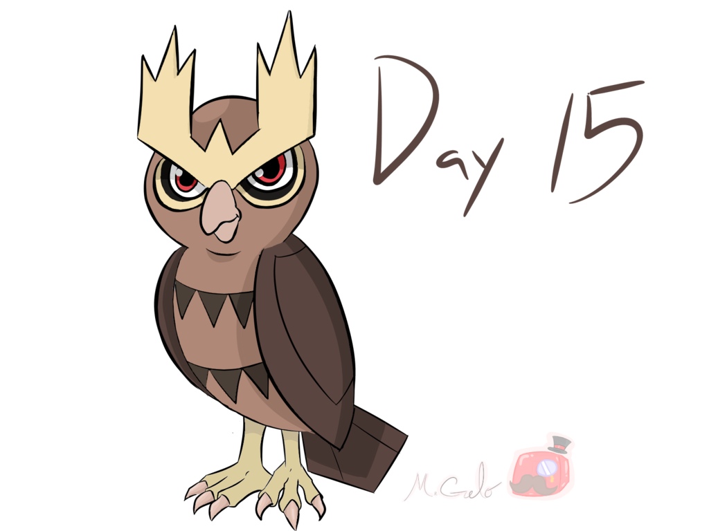 164) Noctowl by MrGelo97.deviantart.com on @DeviantArt | Noctowl …