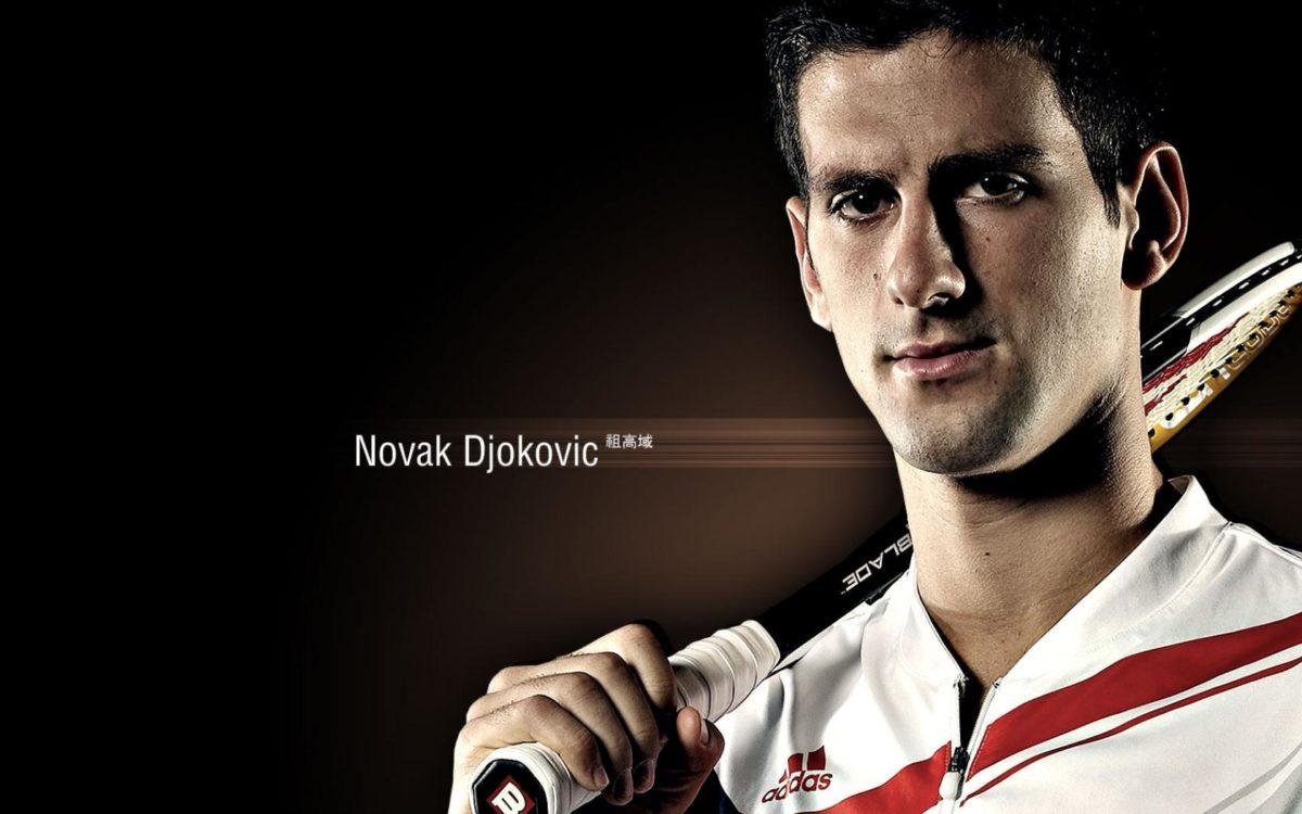 Fonds d'écran Novak Djokovic : tous les wallpapers Novak Djokovic