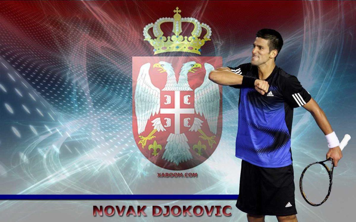 Novak Djokovic Wallpaper – Wide Wallpapers
