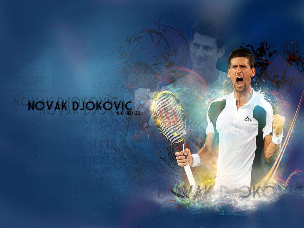 Novak Djokovic Wallpaper 2014 | Novak Djokovic Photos | New Wallpapers