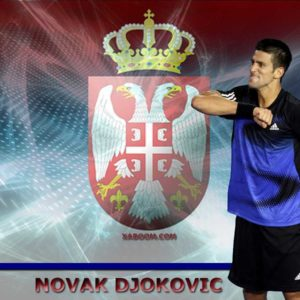 download FunMozar – Novak Djokovic Wallpaper