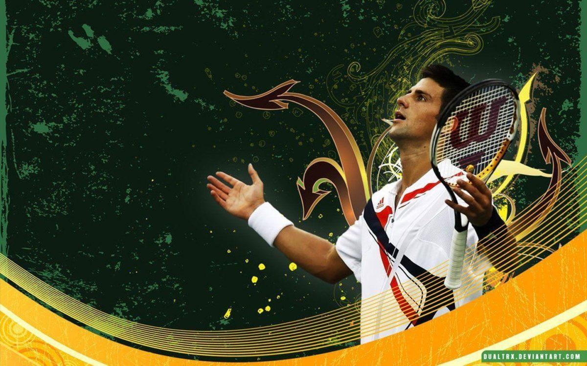 Novak Djokovic – Tennis Wallpapers