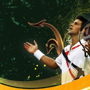 download Novak Djokovic – Tennis Wallpapers