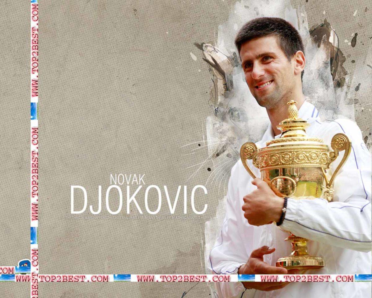 Novak Djokovic HD Wallpapers Download New Free