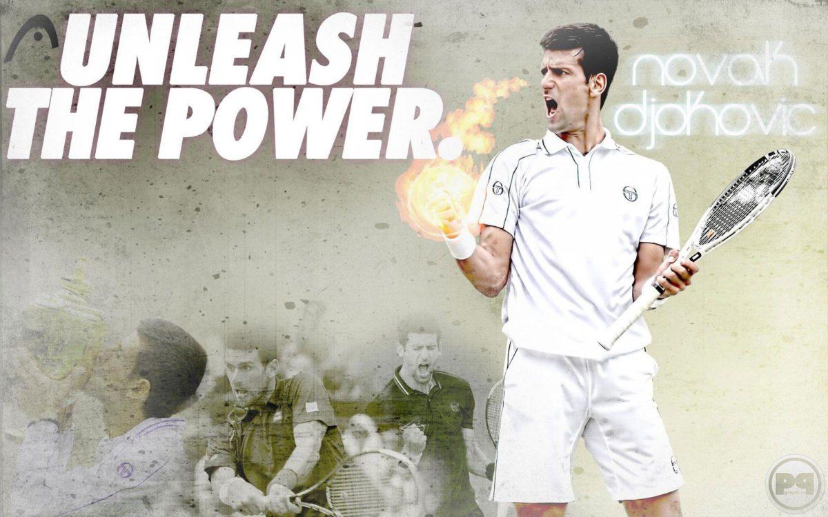 Novak Djokovic Wallpaper 62900 | ZBSOURCE