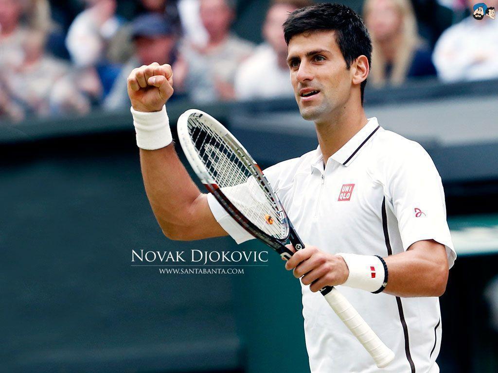 Images For > Novak Djokovic Wallpapers Free Download