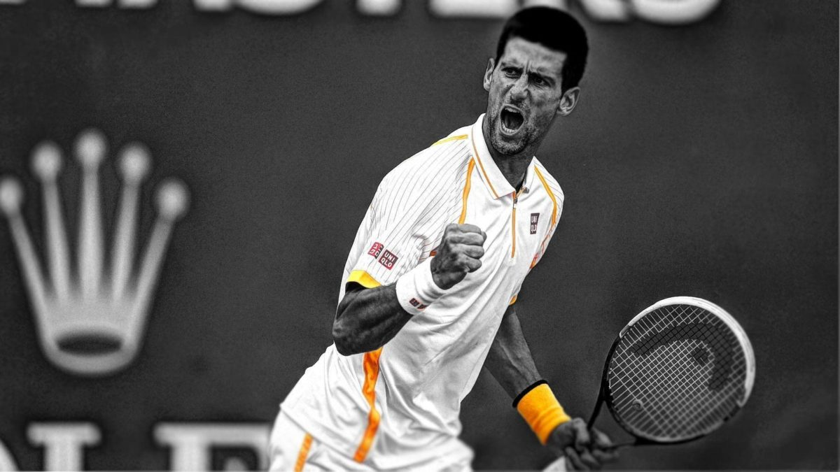 Novak Djokovic HD Wallpaper 1920×1080