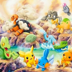 download 4 Numel (Pokémon) HD Wallpapers | Background Images – Wallpaper Abyss