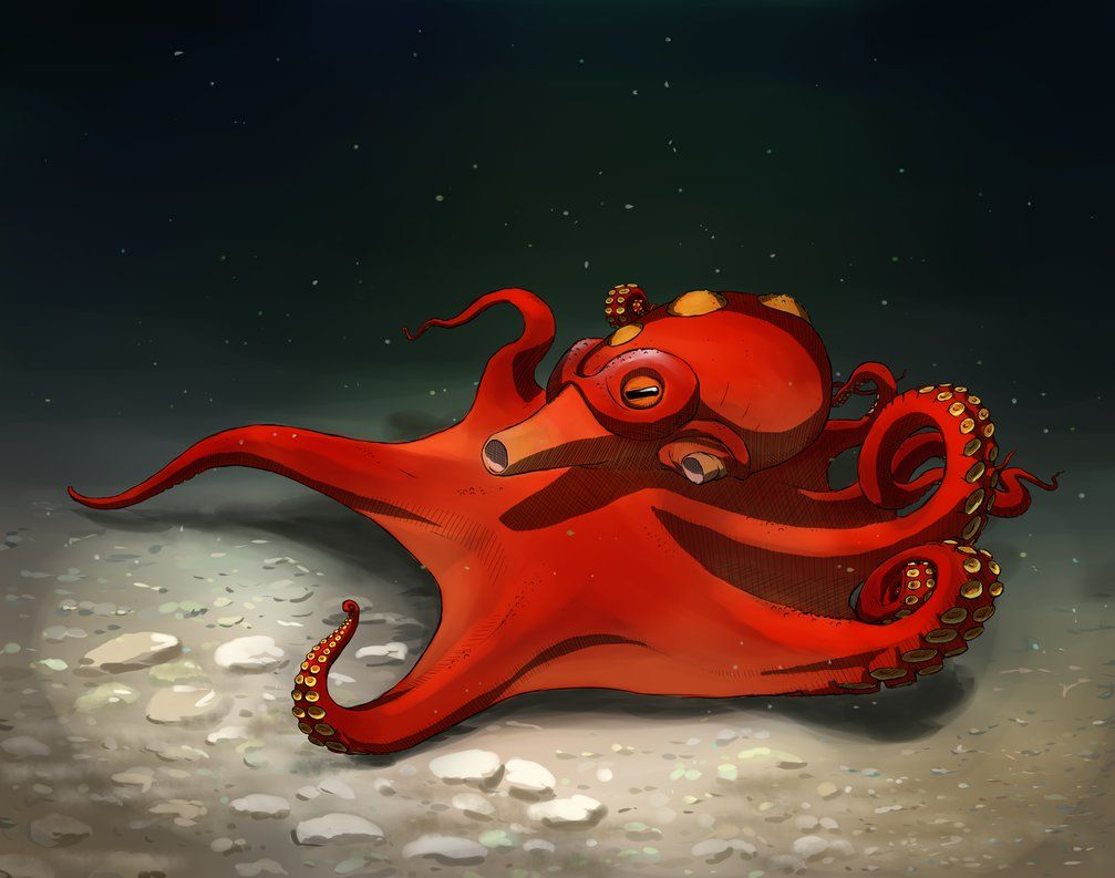 Octillery by coldfire0007 on DeviantArt