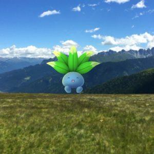 download Pokemon GO, Pogo, phone, wallpaper, cute, Oddish wallpaper …