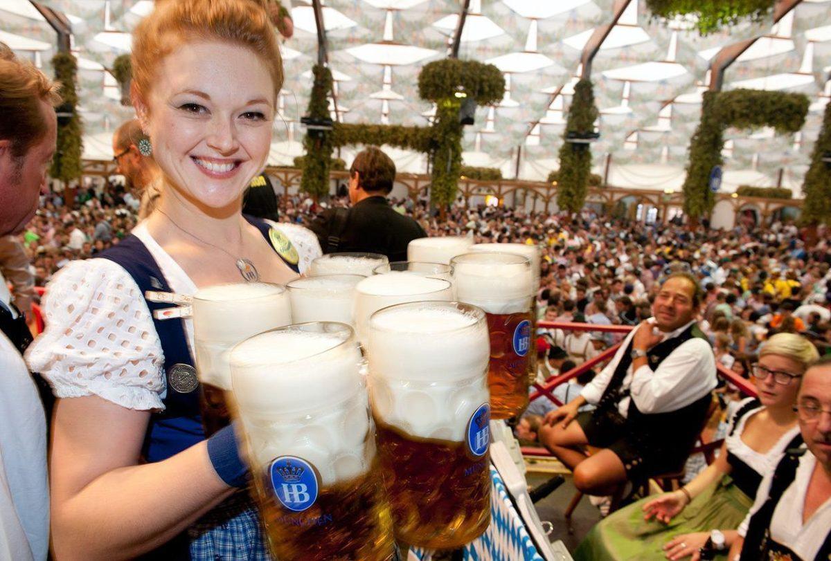 To be German: Oktoberfest (Dirndl Edition)
