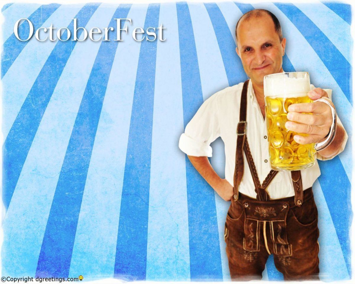 Oktoberfest wallpapers of different sizes : dgreetings.com