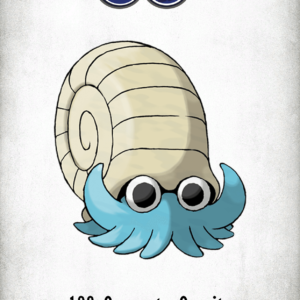 download 138 Character Omanyte Omnite | Wallpaper