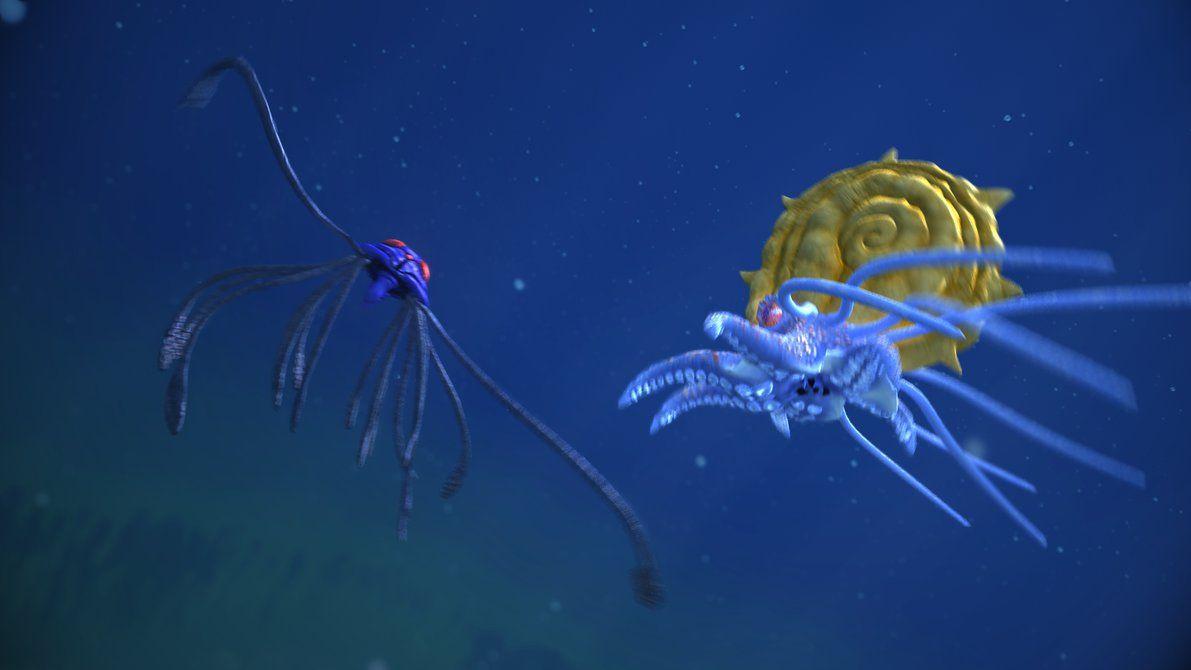 Tentacruel VS Omastar: Squid Fight by Prophet-Blaq on DeviantArt