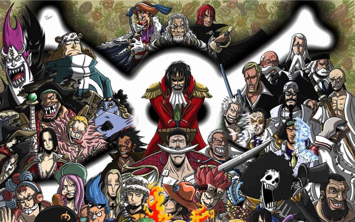 462 One Piece Wallpapers | One Piece Backgrounds
