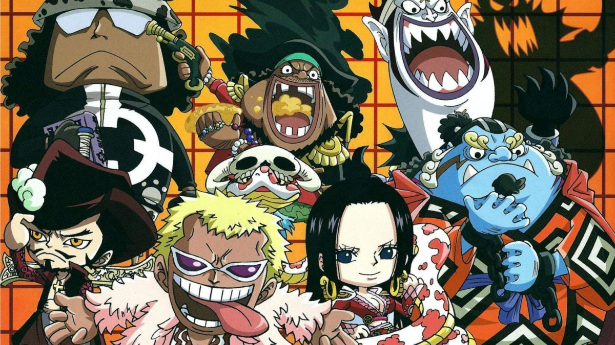 one piece Wallpapers (packs) – Identi